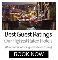 Read the Highest Guest Rated Las Vegas Hotels